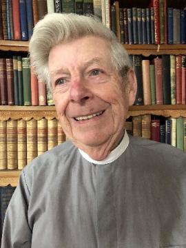 Revd David M Beckett